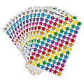 SuperShapes, Colorful Stars, Pack Of 1,300