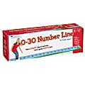 "Learning Resources® 0 - 30 Number Line Floor Mat, 264"" x 12"", Black/Blue/Red, Kindergarten - Grade 5"