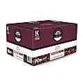 Executive Suite® Coffee Single-Serve Coffee K-Cup®, Dark Roast, Carton Of 70