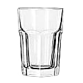 Libbey Gibraltar Beverage Glasses, 12 Oz, Pack Of 36 Glasses