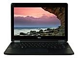 """Dell Latitude E7270 Refurbished Ultrabook Laptop, 12.5"""" Screen, Intel® Core™ i7, 8GB Memory, 512GB Solid State Drive, Windows 10 Pro"""
