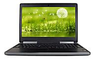 "Dell Precision 7510 Refurbished Ultrabook Laptop, 15.6"" Screen, Intel® Core™ i7, 16GB Memory, 512GB Solid State Drive, Windows 10 Pro"