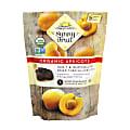 SUNNY FRUIT Organic Dried Turkish Apricots, 8.8 oz, 3 Pack