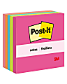 """Post-it® Notes, 3"""" x 3"""", Cape Town, Pack Of 5 Pads"""