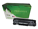 IPW Preserve 677-83E-ODP Extended-Yield Remanufactured Black Toner Cartridge Replacement For HP 83A / CF283X