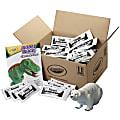 Crayola® Model Magic® Classpack®, 1 Oz. Pouch, Case Of 75 Pouches, White