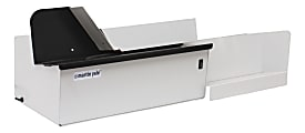 Martin Yale Premier High-Speed Auto Electric Letter Opener - 17500 Envelopes Per Hour - Desktop - Gray - 1 Each
