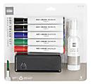 Office Depot® Brand Dry-Erase Marker Set, Assorted Colors