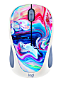 Logitech® Design Collection Wireless Mouse, Cosmic Play, 910-005841