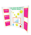 "Office Depot® Brand Tri-Fold Display Foam Board, 36"" x 48"", White"