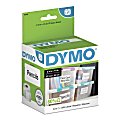 """DYMO® LabelWriter® Multipurpose Labels, 30334, 2 1/4"""" x 1 1/4"""", White, Roll Of 1,000"""