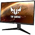 "TUF VG279QL1A 27"" Full HD WLED Gaming LCD Monitor - 16:9 - Black - 27"" Class - In-plane Switching (IPS) Technology - 1920 x 1080 - 16.7 Million Colors - FreeSync Premium - 400 Nit Maximum - 1 ms MPRT - 120 Hz Refresh Rate - HDMI - DisplayPort"