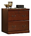 """Sauder® Heritage Hill 30""""W Lateral 2-Drawer File Cabinet, Classic Cherry"""