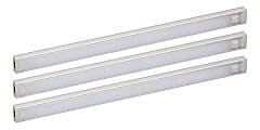 "Black & Decker 3-Bar Under-Cabinet LED Lighting Kit, 12"", Natural Daylight"