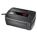 APC® Back-UPS® ES 650VA Battery Backup, Black