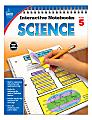 Carson-Dellosa Interactive Notebooks: Science, Grade 5