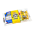 Kellogg's Jump Start Express, Frosted Flakes, Apple Juice And Grahams, Pack Of 44