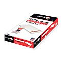 "Quality Park® Tyvek® Envelopes, 10"" x 15"", White, Box Of 100"