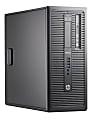 HP EliteDesk 800 G1 Refurbished Desktop PC, Intel® Core™ i5, 16GB Memory, 2TB Hard Drive, Windows® 10