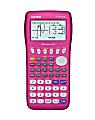 Casio® FX9750GII-PK Graphing Calculator, Pink
