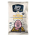 LesserEvil Organic Popcorn, Himalayan Gold, 0.88 Oz, Pack Of 18 Bags