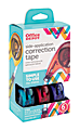 """Office Depot® Brand Side-Application Correction Tape, 1 Line x 392"""", Assorted Colors, Pack Of 6"""