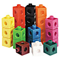 Learning Resources Snap Cubes 1-piece Activity Set - Skill Learning: Building, Grouping, One-to-One Correspondence, Fine Motor, Counting - 5 Year & Up - 100 Pieces - Multi