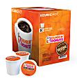 Dunkin' Donuts® Coffee Single-Serve K-Cup®, Original, 0.4 Oz, Carton Of 24