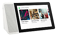 """Lenovo® Smart Display Tablet With Google Assistant, 8"""""""