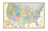 Rand McNally Classic U.S. Wall Map