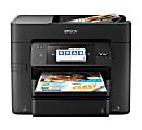 Epson® WorkForce® Pro WF-4740 Wireless Color Inkjet All-In-One Printer