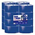 "Tape Logic® Color Duct Tape, 3"" Core, 3"" x 180', Blue, Case Of 16"