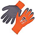 Ergodyne ProFlex 7401 Lightweight Winter Work Gloves, Medium, Orange