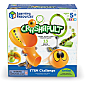 Learning Resources Crashapult STEM Challenge - Theme/Subject: Learning - Skill Learning: Physics, STEM, Basic Engineering Principles, Critical Thinking, Muscle - 5 Year & Up - Multi