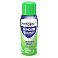 Microban® 24-Hour Disinfectant Sanitizing Spray, Fresh Scent, 12.5 Oz