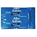 Lil' Drugstore Alka-Seltzer, 2 Per Packet, Box Of 15 Packets