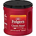 Folgers® Classic Coffee, Medium Roast, 30.5 Oz Per Bag