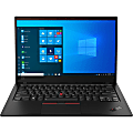 "Lenovo ThinkPad X1 Carbon 8th Gen 20U9005KUS 14"" Ultrabook - 4K UHD - 3840 x 2160 - Intel Core i7 i7-10610U Quad-core 1.80 GHz - 16 GB RAM - 1 TB SSD - Black - Windows 10 Pro - Intel UHD Graphics"