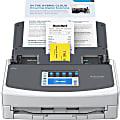 Fujitsu ScanSnap iX1600 Large Format ADF Scanner - 600 dpi Optical - 40 ppm (Mono) - 40 ppm (Color) - PC Free Scanning - Duplex Scanning - USB
