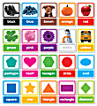 Scholastic Colors & Shapes In Photos Bulletin Board Set, Pre-K To 1st Grade