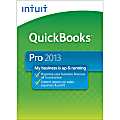 QuickBooks® Pro 2013, Traditional Disc