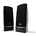 Cyber Acoustics CA-2014RB 2-Piece Speaker System