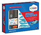 Scholastic STEAM Solar Racer Activity Kit, Grades 2 To 5