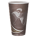 Eco-Products PCF Hot Cups, 16 Oz, Purple, Pack Of 1,000