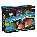 Great Explorations Glowing 3-D Solar System, Pre-K To Grade 4