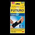 "Futuro Small/Medium Energizing Wrist Support, Right Hand, 6 3/4"", Black"