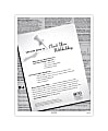 """ComplyRight™ Federal Specialty Posters, Federal W-4 , English, 8 1/2"""" x 11"""""""
