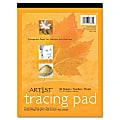 Art1st Parchment Tracing Paper, 16lb, 19 x 24, White, 50/Pack