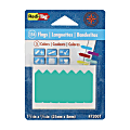 """Redi-Tag Mini Arrows Removable Tags - 154 - 0.31"""" x 1.25"""" - Arrow - Yellow, Red, Blue, Mint, Purple - Writable, Removable - 154 / Pack"""
