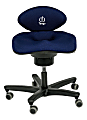 CoreChair Tango Short Active Office Chair, Blue